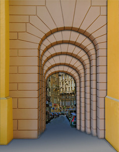 Archways To Europe