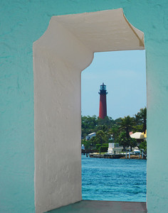 Portal To The Jupiter Lighthouse