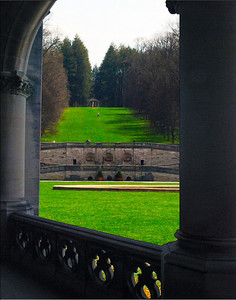 View From The Biltmore Estate