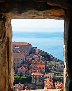 Portal To Dubrovnik