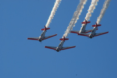 Formation Flying, Stuart Air Show