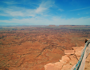 Base Of Canyonlands National Park