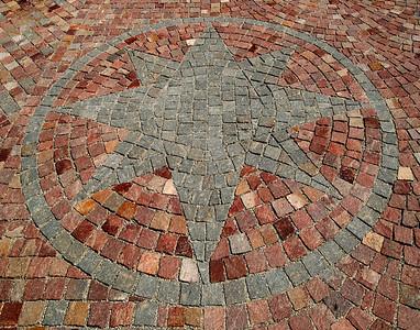 Custom Brick Walkway