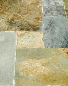 Multi-Stone Floor