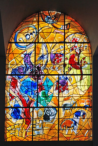 2 Chagall Window