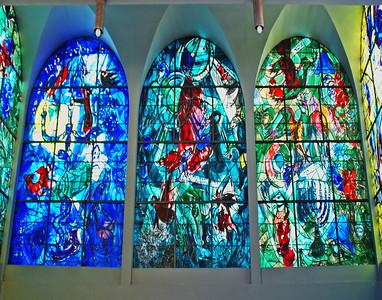 4 Windows of Chagall