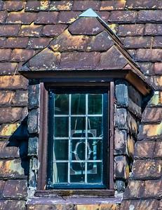 8 Slate Surrounded Window