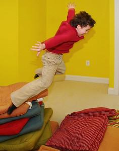Pillow Jump