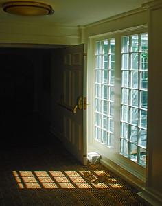 Hallway Light Reflections