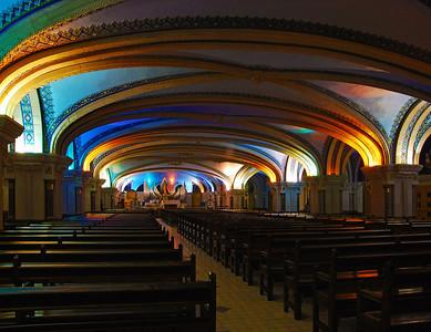 Basilca Of St. Anne