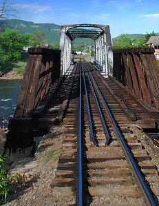 Durango Colorado RR Bridge