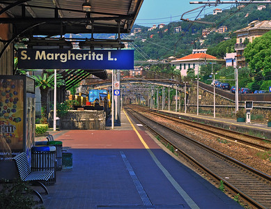 Santa Margherita RR Station