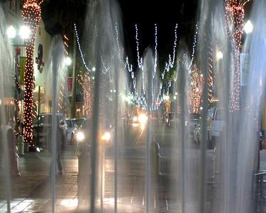 Clematis Water & Lights