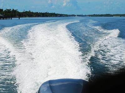 Intra Coastal Wake Zone