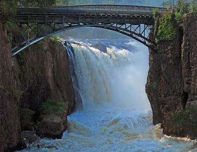 Lots Of Water Under The Bridge