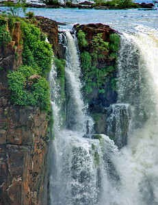 Tumbling Water - Iguazu