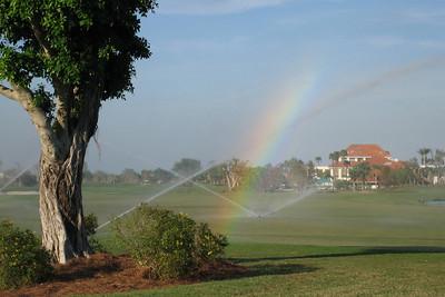 Watering Time Rainbow