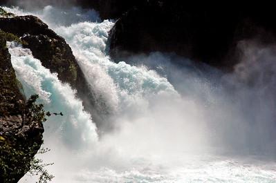 Water Rush, Puerto Varas, Chile