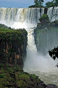 Double Falls, Iguazu