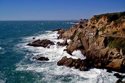Ocean Waters, Vina Del Mar, Chile