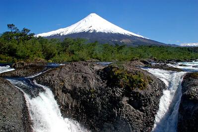 Volcanic Water, Puerto Varas, Chile