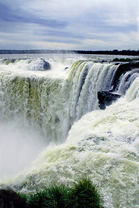 Water Fall Volume, Iguazu
