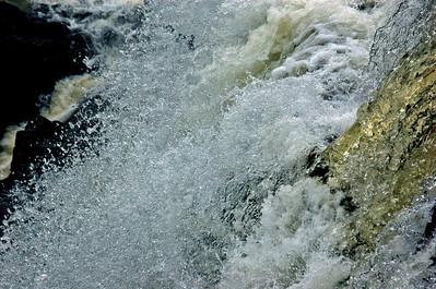 Water Fall Close Up, Iguazu