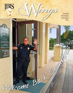 Wings - Security Greeting