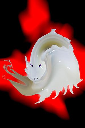 Milk drop Monster