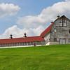 Title: Milk Barn<br /> Maker: Nancy Lawrence<br /> Category: Open Color<br /> Score: 13