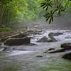 Smokey Mountain Creek<br /> Open Color<br /> Maker: Nancy Lawrence<br /> Score: 11