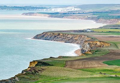 Isle of Wight Coastline