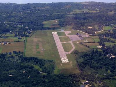 Block Island Runway
