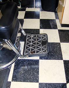 Barber's floor 2