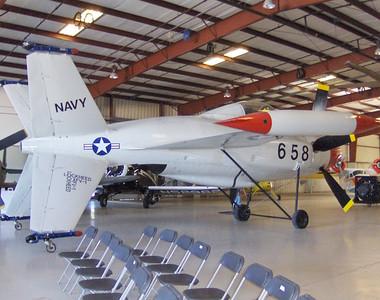 Lockheed VTOL Plane