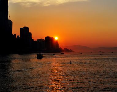 Hong Kong Sunset 3