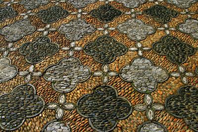 Asian Stone Floor