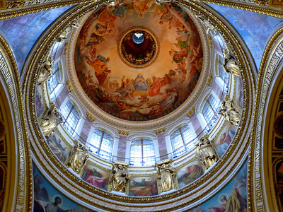 St. Petersberg ceiling