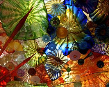Chihuli, Tacoma Glass Museum