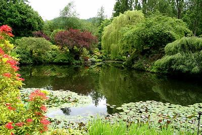 Buchart Gardens, Victoria Canada