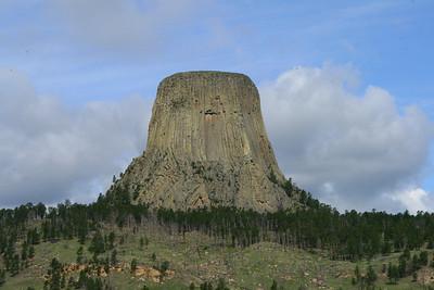 Devils Tower  (Close Encounters)