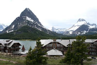 Many Glacier Hotel, Glacier Nat'l Park
