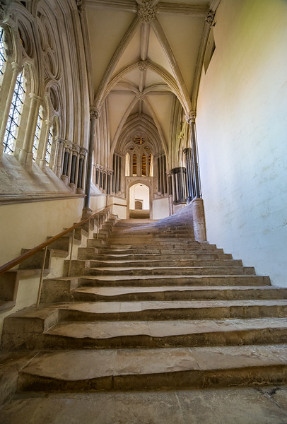 Chapter House Dtairs, Wells Cathedral