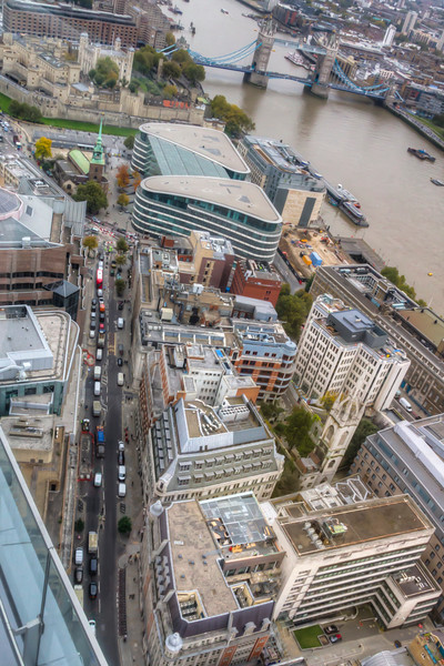 View From London Sky Garden