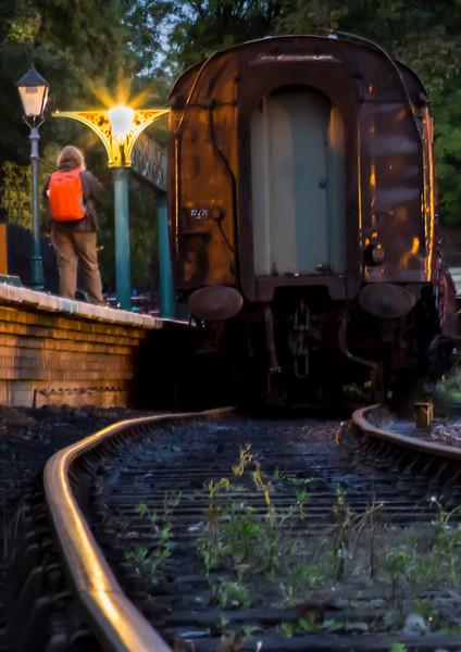 Last Train At Elsicar