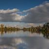 Lake At Heaver Castle