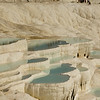 The Travertines Of Pamukkale, Turkey