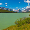 Swift Current Lake<br /> Glacier NP