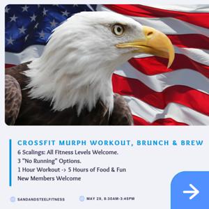 Why CrossFit Murph?