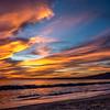 Sunset at Flamingoes, Nuevo Vallarta